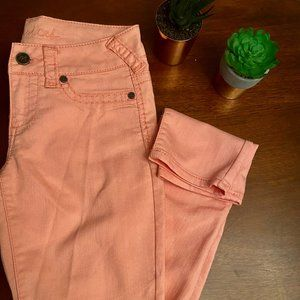 Maurice Pink Jegging Size Small